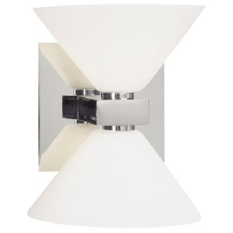 PLC Lighting 2 Light Sconce Matrix Collection