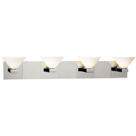 PLC Lighting 4 Light Vanity Matrix Collection