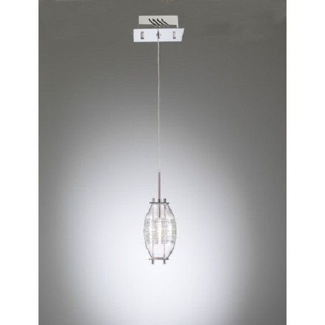 PLC Lighting 1 Light Mini Pendant Wrap Collection