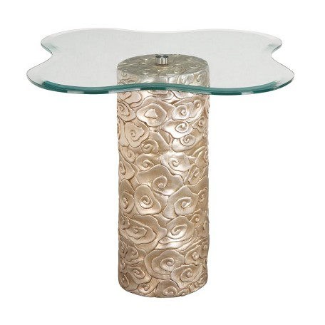 Sterling Industries Floral Base Mini Accent Table
