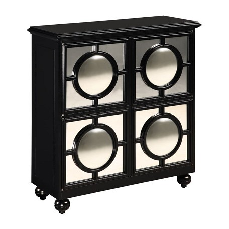 Sterling Industries Mirage Cabinet Black