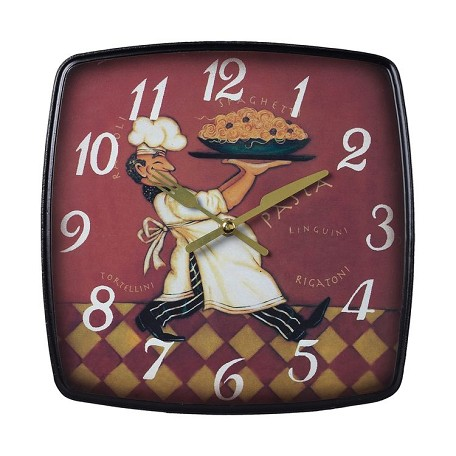 Sterling Industries Busy Chef Clock