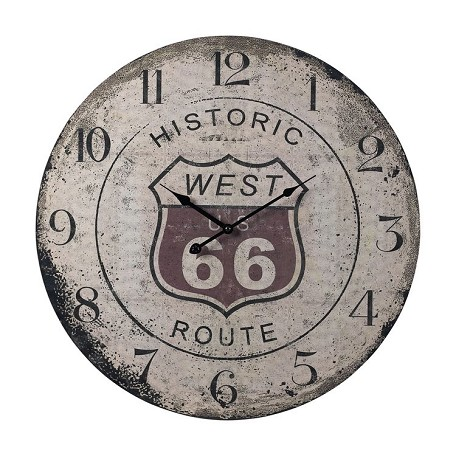 Sterling Industries Route 66 Clock