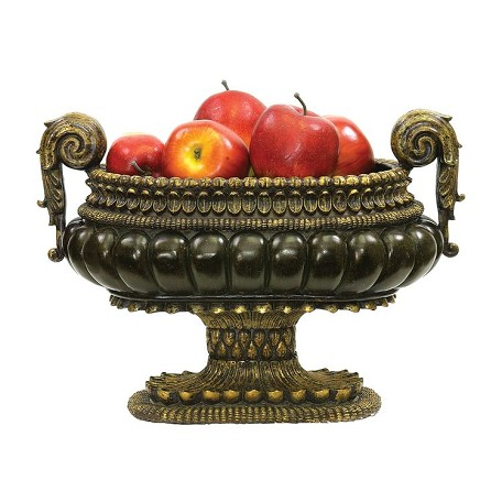 Sterling Industries Mediterranean Decorative Centerpiece Display Bowl