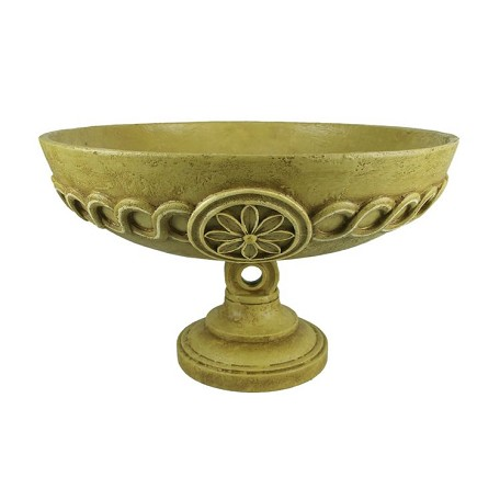 Sterling Industries Medallion Scroll Bowl