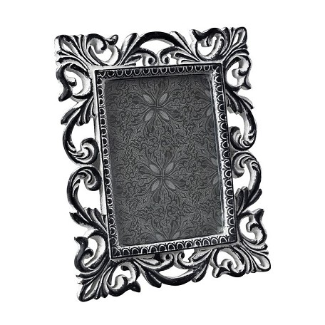 Sterling Industries Antique White Scrool Picture Frame