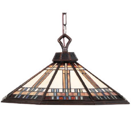 RAM Gameroom 20In. Winslow Pendant