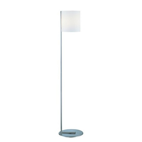 Lite Source Inc. Floor Lamp Ps W/Frost Glass Shade E27 Cfl 23W